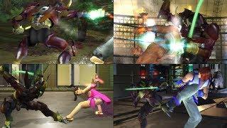 [TAS] Tekken 4 - Yoshimitsu