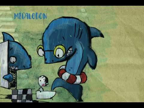 Megalodon (Iaross et Alex du Skeleton Band) extrait de Rue Chocolat (Laurent Montagne)