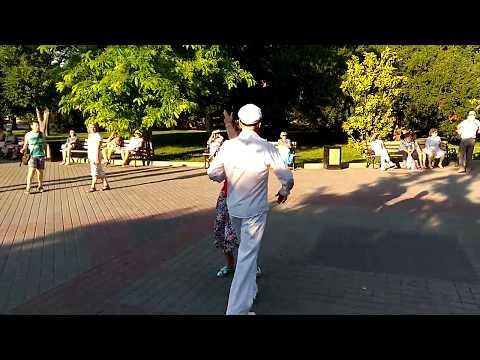 Гости из Санкт-Петербурга - Андрей и Ольга - Вечерняя Песня