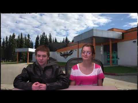 Tanana Middle School Eagle News Nestwork 2/16/18