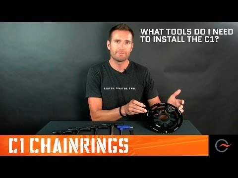 Tools You Will Need To Install The C1 Chainrings