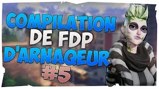 FDP COMPILATION OF ARNAQUEUR #5 IT A PERDU SA NOCTURNO - Fortnite Save the World
