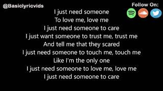 Ollie - Need Someone (Lyrics)