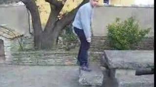 salto arriere