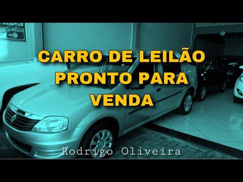 CARRO DE LEILÃO PRONTO PARA VENDA - RODRIGO OIRA