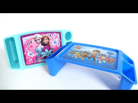 paw patrol frozen activity trays from kids only