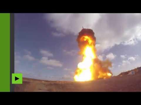 Kazakhstan : les forces aériennes russes testent le système de défense antimissile