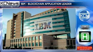 IBM beats Microsoft in using blockchain technology