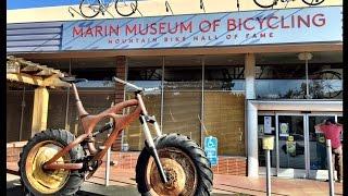 Marin Bicycle Museum and Mountain Bike Pioneer Joe Breeze (MC Episode 4 )