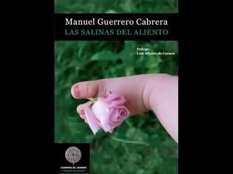 Entrevista a Manuel Guerrero en Radio Atalaya sobre Las salinas del aliento. Febrero de 2016