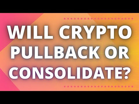 ARE THE BITCOIN AND CRYPTO MARKETS GOING TO PULL BACK OR CONSOLIDATE!? Cryptocurrency Analysis 2020