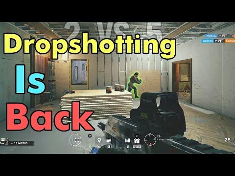 Dropshotting Is Back In Rainbow Six Siege