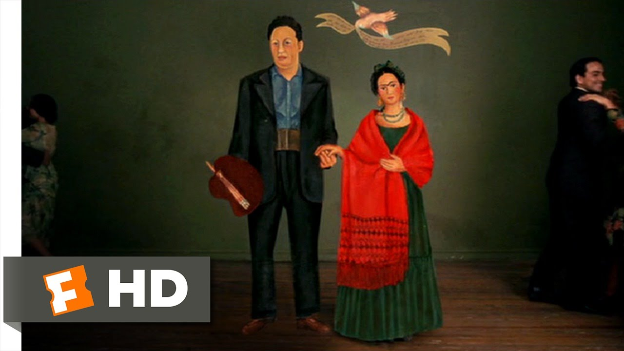 Frida And Diego Marriage