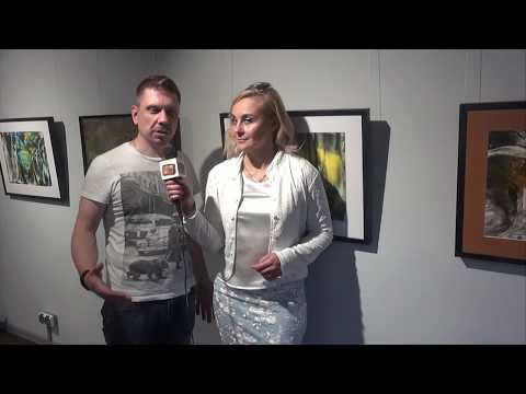 видео: Интервью    художника  Николая    Базунова