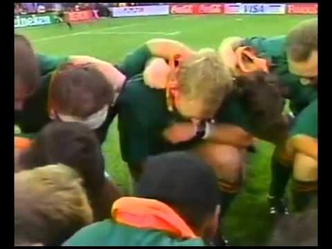 """Nelson Mandela y su legado en el deporte: """"Un equipo, una nación"""""""