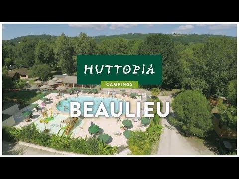 Visite virtuelle du camping Huttopia Beaulieu-sur-Dordogne