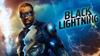 Black Lightning ⚡ Stronger