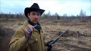 видео Ружье ИЖ-18