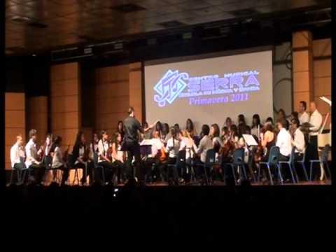 Centro Musical Serra, fin de curso 2011