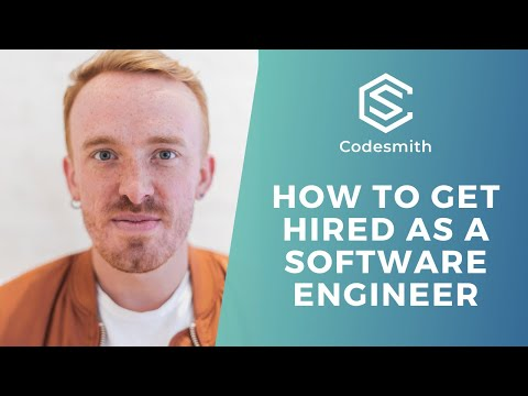 How to Get Hired as a Software Engineer