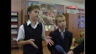 Урок ГО в Нахабинской школе