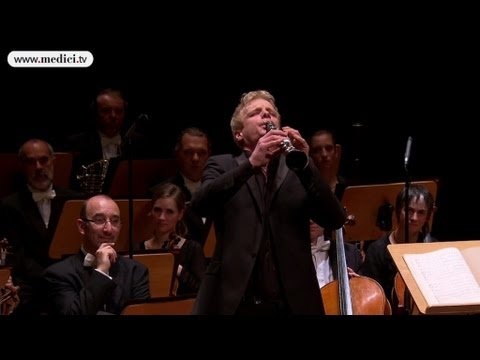 Martin Fröst Plays a Composition of His Own - Fantasia