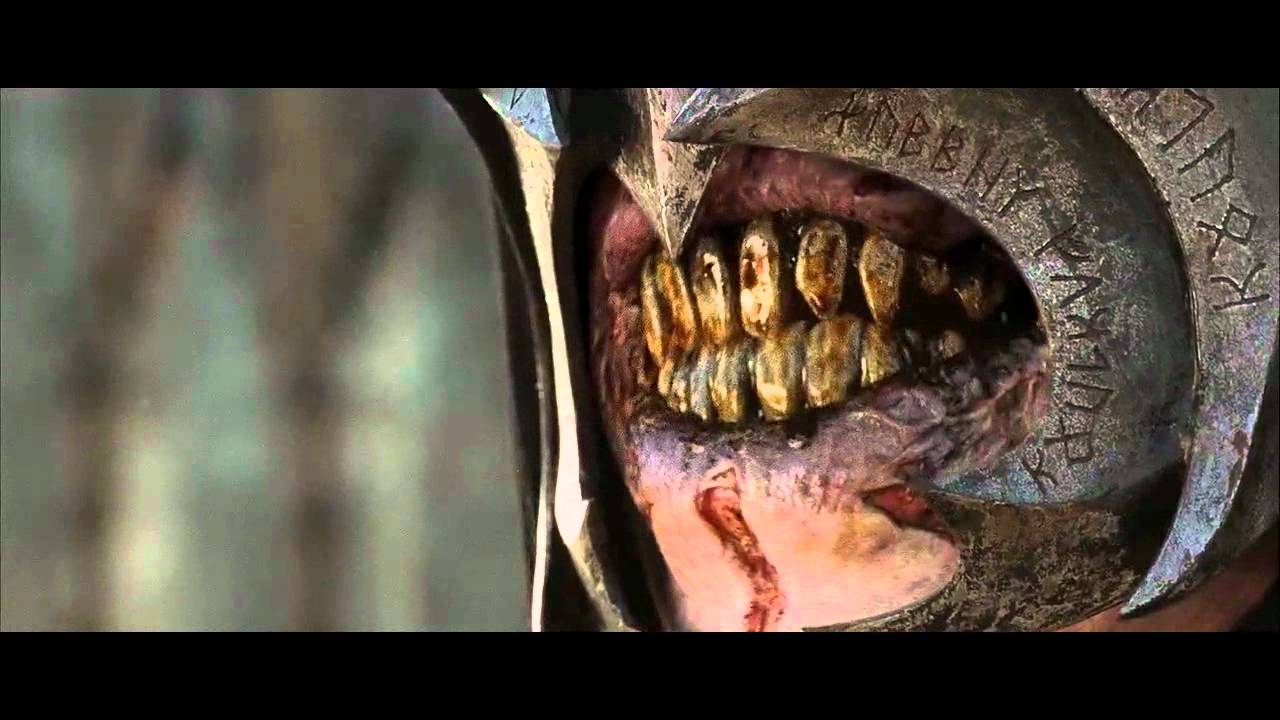 Image result for mouth of sauron gif