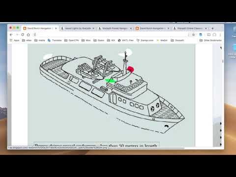 Introduction To Navigation Lights