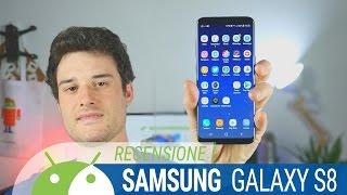 Samsung Galaxy S8, COME VA in 5 punti | Recensione ITA da TuttoAndroid