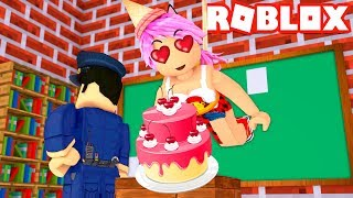 ROBThe CAKE WITHOUT GETTING CAUGHT Roblox Robbery Simulator