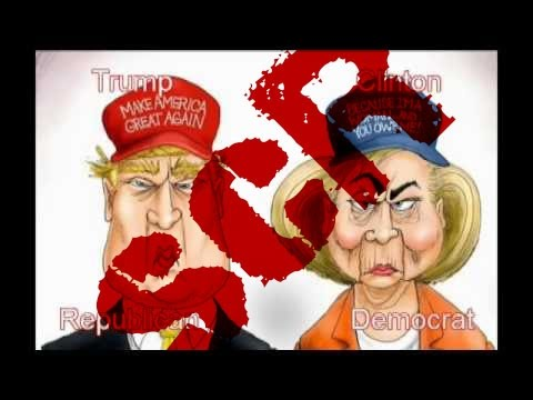 SCR #11 TRUMP VS HILARY 2016 PRE-ELECTION DECUSSION/ THE GAY MARRIAGE DEBATE