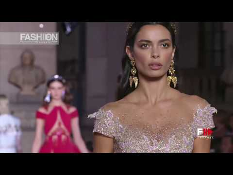 GEORGES HOBEIKA Haute Couture Spring Summer 2018 Paris – Fashion Channel