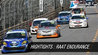 Highlights - RAAT BangSaen Endurance by Toyota 360