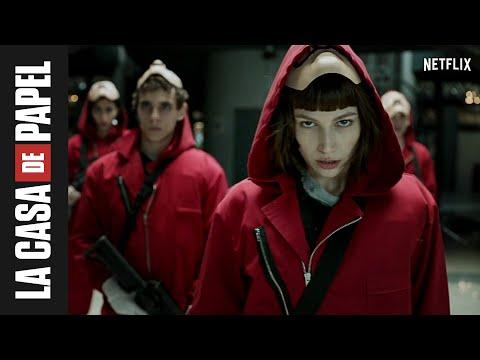 La Casa de Papel   Tráiler de la serie   Netflix