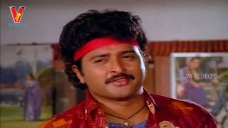 Villans Forcing Scene On Ashwini | Bhanumathi Gari Mogudu | Balakrishna |  V9 Videos