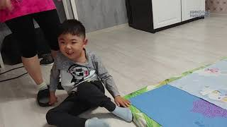 Мышечная дистрофия Дюшенна. Мальчику 6 лет. Обучение родителей.