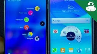 Samsung Galaxy Note 5 vs Galaxy Note 4 - Quick Look