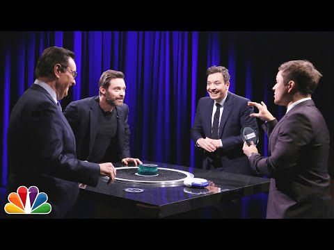 Catchphrase with Hugh Jackman and Taron Egerton en streaming