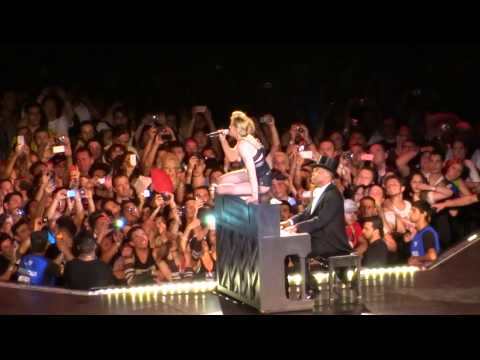 Madonna - Don´t cry for me Argentina, Buenos Aires, Argentina 13-12-2012 HD