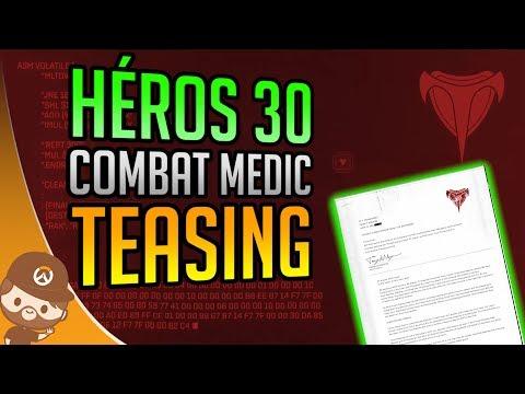 HÉROS 30: Baptiste healer COMBAT-MEDIC ? - Teasing - Overwatch FR thumbnail