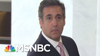 "Michael Avenatti: Michael Cohen About To Be ""In A World Of Hurt"" 