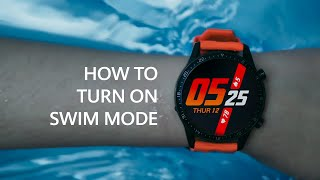 HUAWEI Watch GT 2 – How to Enable and Select Your Sport Mode