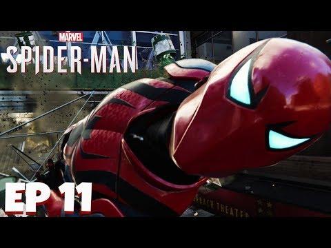 A INCRÍVEL SPIDER ARMOR MARK III - SPIDER-MAN PS4 [ Ep. 11 ]