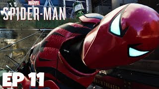 A INCRÍVEL SPIDER ARMOR MARK III - SPIDER-MAN PS4 [ Ep. 11 ]