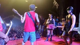 UMBUL UMBUL BELAMBANGAN - DELLA MONICA feat BEN EDAN Live PUTAS sempu