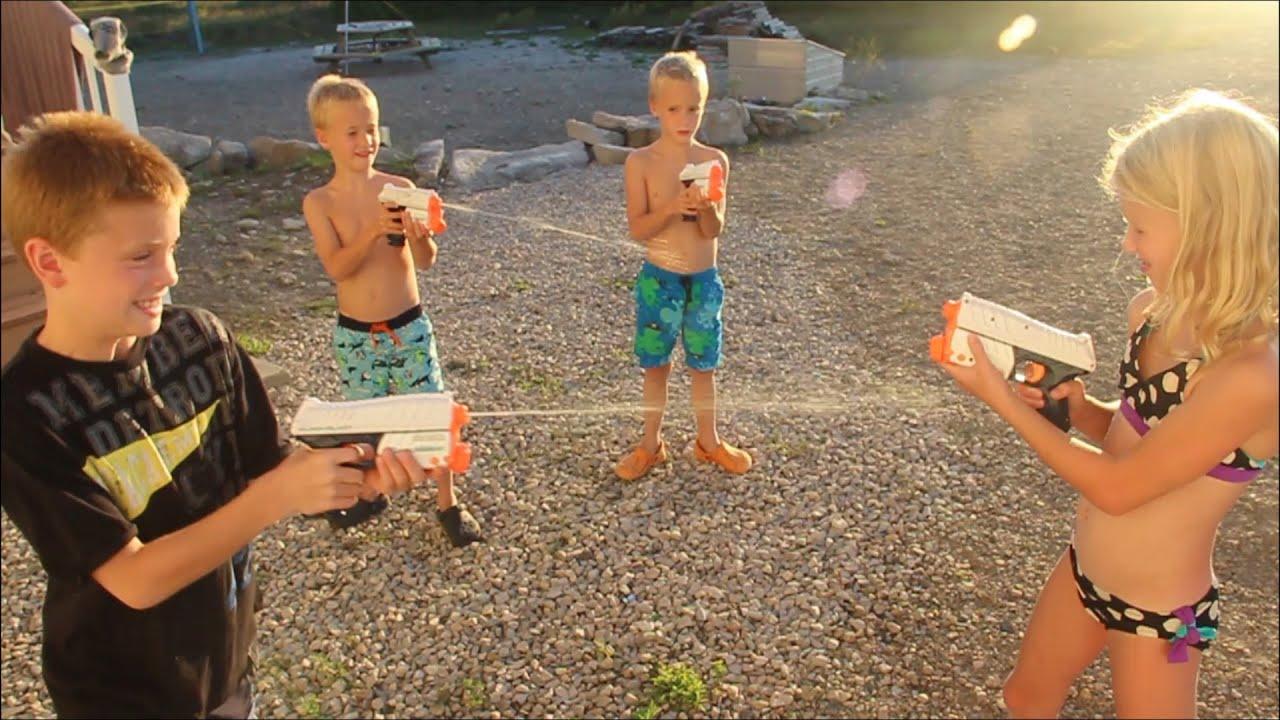 Kids NERF Super Soaker...