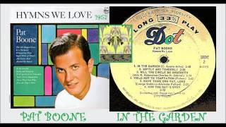 Watch Pat Boone In The Garden video