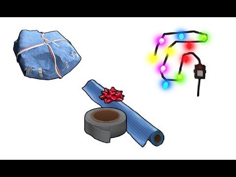 Rust - Новые гирлянды и подарочная упаковка!