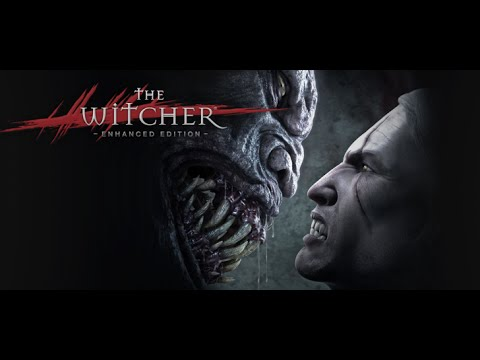 Let's Play The Witcher Part 1