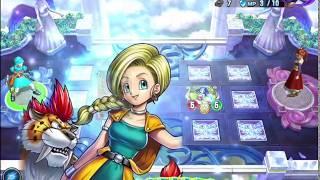 【ドラクエライバルズ】 ビアンカボイス集 (井上麻里奈) ビアンカ 検索動画 4